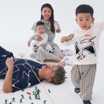 蔡阿嘎榮登《媽媽寶寶》家庭風格獎冠軍!歡樂家庭彷如小小恐龍世界,爸爸樂當兒子的偶像!