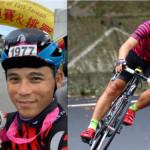 四期罹癌患者黃約伯以單車環島 鼓勵癌友活出精彩