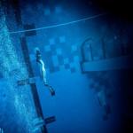 全世界最深的游泳池