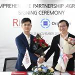 Rikkeisoft與Oraichain將在全球拓展人工智能區塊鏈技術