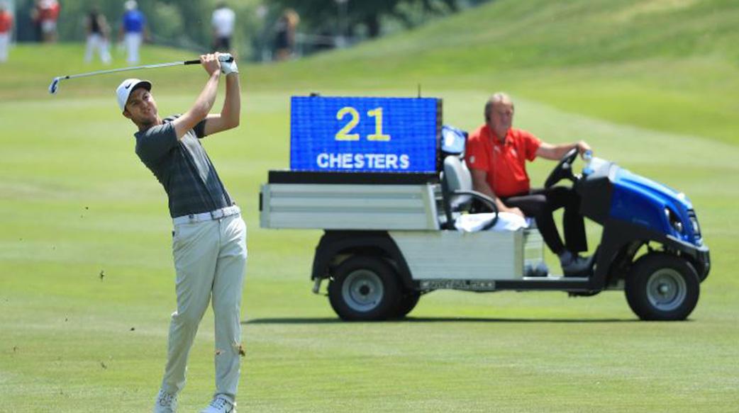 三十分鐘打完一場高爾夫球