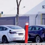 2020年全球電動汽車銷量快速成長