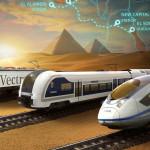 埃及第一條高速鐵路串連紅海至地中海