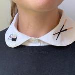 如何打造可以瞬間開會的儀容-假衣領?