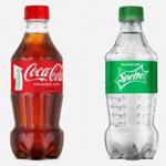 可口可樂推出新造型可樂