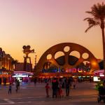 全球最高旋轉飛椅在杜拜遊樂場亮相