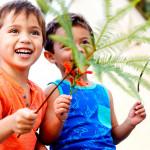 幫助孩子更喜愛探索大自然