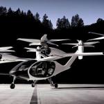 電動飛行計程車Joby Aviation