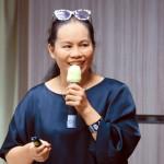 【克服恐懼憂慮】美妝品牌總經理蔡秋月 美麗人生秘訣:溫柔堅定愛神愛人