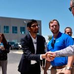 Google和微軟公開爭執