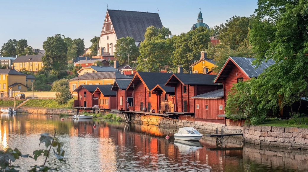 芬蘭仍然是全球最幸福國家