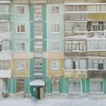 俄羅斯極圈裡冰封的鬼城