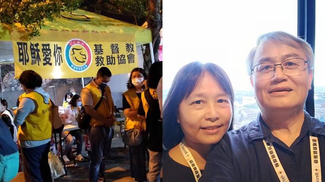 第一時間趕到太魯閣號現場 面對心碎家屬,蔡俊杰牧師:我們能做的有限,就是陪伴!