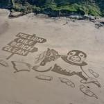 英環保團體發起百萬哩海灘清潔計劃