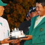 日本第一座高爾夫球世界冠軍