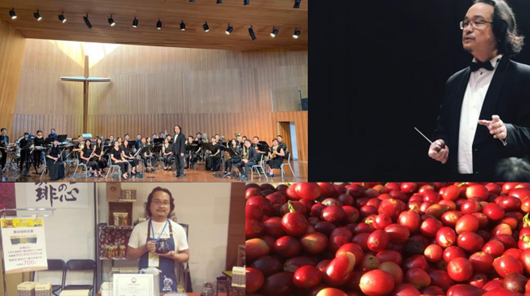 指揮家、咖啡師的斜槓人生 邱偉倫:將音樂與咖啡結合訴說神的榮耀