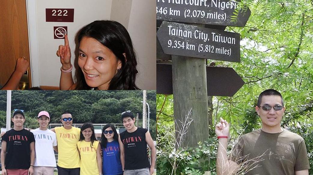 一家蒙召回台的神蹟旅程:天使拜訪、數字說話、動物園標誌 關鍵異象:台灣─亞洲的心跳