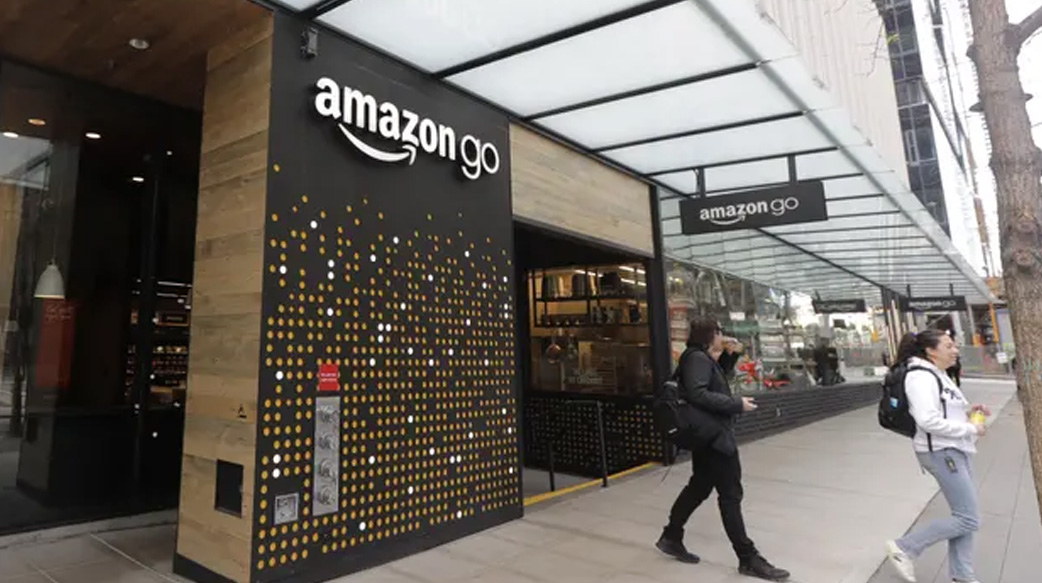 亞馬遜將掌上付費技術引進全食超市