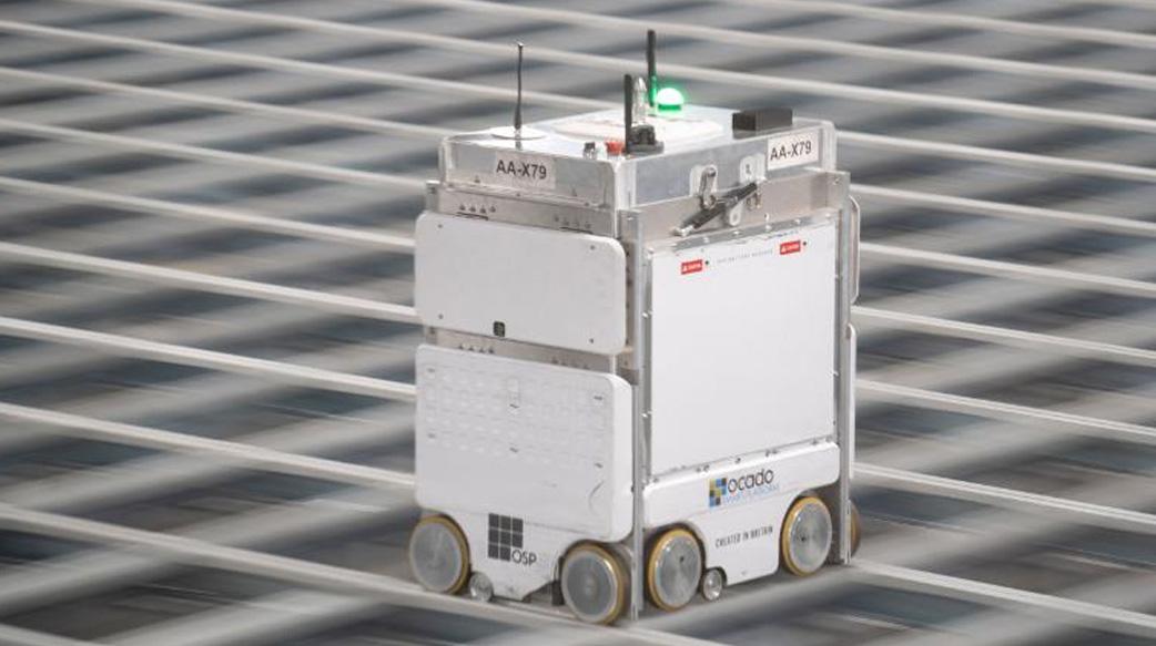 機器人超級市場