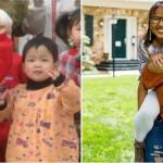 「這是神做的!」來自中國同間孤兒院的女孩 15年後在美國基督教大學重逢