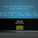 新一代Mech-Eye Laser激光3D相機正式發布