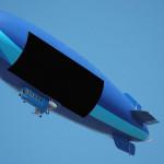 低碳景觀客機