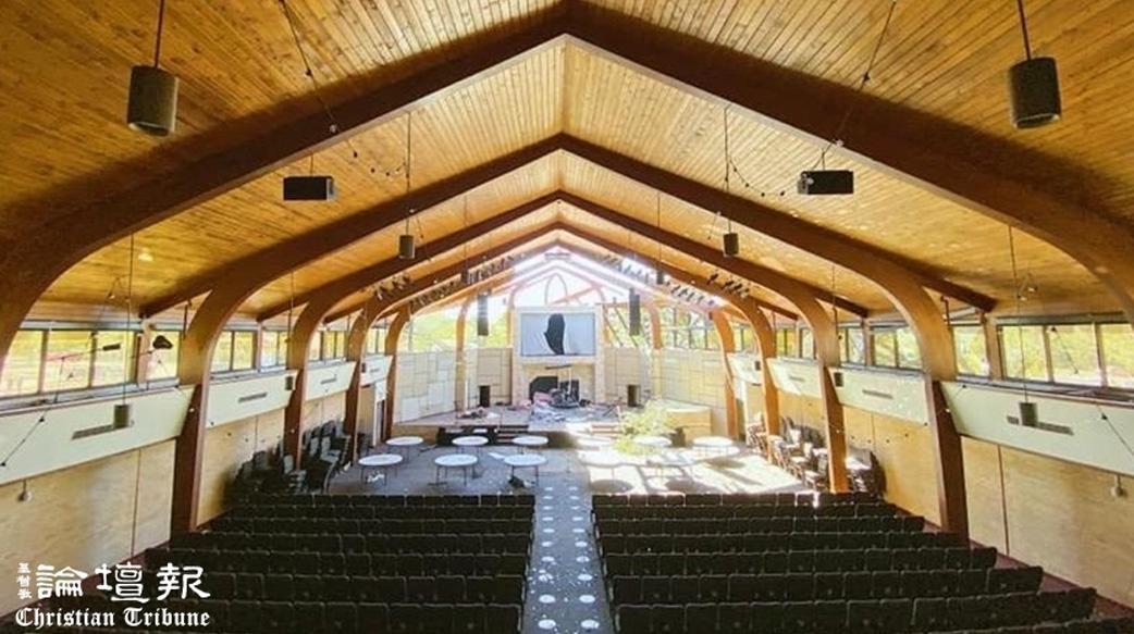 遭颶風摧毀的方舟教會重建 牧師訴說當年小鎮教會復興奇蹟
