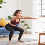 居家防疫好難動,這裡幾招教你在家也能簡單動一動。