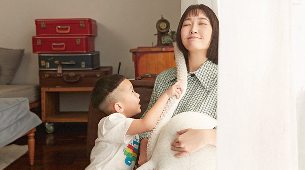 巴鈺與小小情人的放閃日常!與老公、孩子都有專屬約會時光,創造不一樣的浪漫