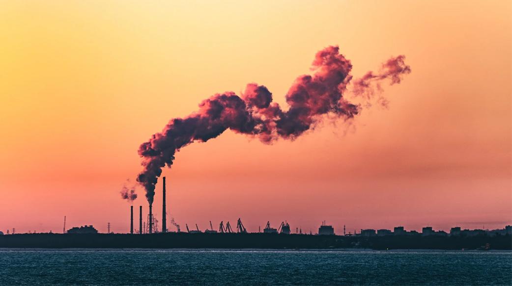 疫情下的地球 二氧化碳含量持續上升
