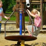 天然遊樂場比結構化遊樂場更好