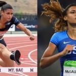 美21歲田徑女將女子400公尺跨欄破世界紀錄 分享贏的策略:定睛上帝!