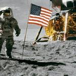 第一位搭火箭上太空的凡人
