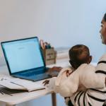 遠距工作可降低有育兒需求女性離職率