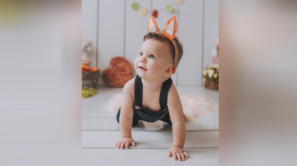 寶寶表達愛意的各種方式