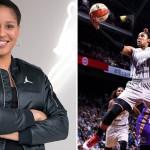 頂尖女籃球星揮別體壇為冤獄受害者奔走 她說:上帝以我不知道的方式使用我