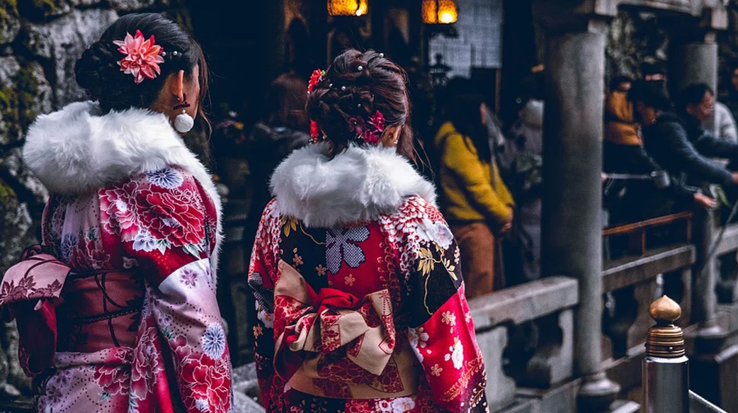 出國穿該國傳統服飾合宜嗎?