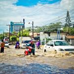 未來十年全球會有數百萬人處在洪水易發生地區
