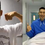 林書豪社群發文宣佈新冠肺炎痊癒好消息 困境中靠主常喜樂