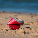 可口可樂瓶罐為英國海灘最常見垃圾