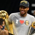 「我是非常有福的!」字母哥在信仰帶領下 贏得生涯首只NBA總冠軍戒指