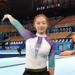 「願將台上短短1分半,盡力獻給神!」丁華恬初躍東奧體操殿堂,18歲的她不怯場