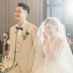 「感謝耶穌,引導我們進入婚姻!」吳宗憲女兒結婚了! 盼堅守誓約、彼此相愛