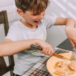 四個讓孩子更開心更健康用餐的建議