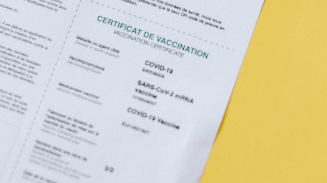 在旅行時輕鬆快速地證明您的疫苗狀態的方法