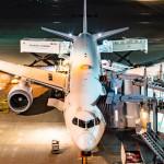 紐西蘭航空公司787客機搖身成為疫苗診所
