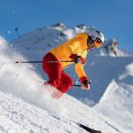 滑雪讓人不焦慮