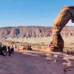 猶他州的代表:拱門國家公園Arches National Park
