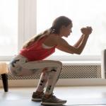就算徒手訓練也是能增強你的體能,隨時強化你的下半身。