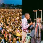 瘸腿行走、瞎眼得見,「數不完」的神蹟正在發生! 東非無數人聚集讚美神、21萬人決志